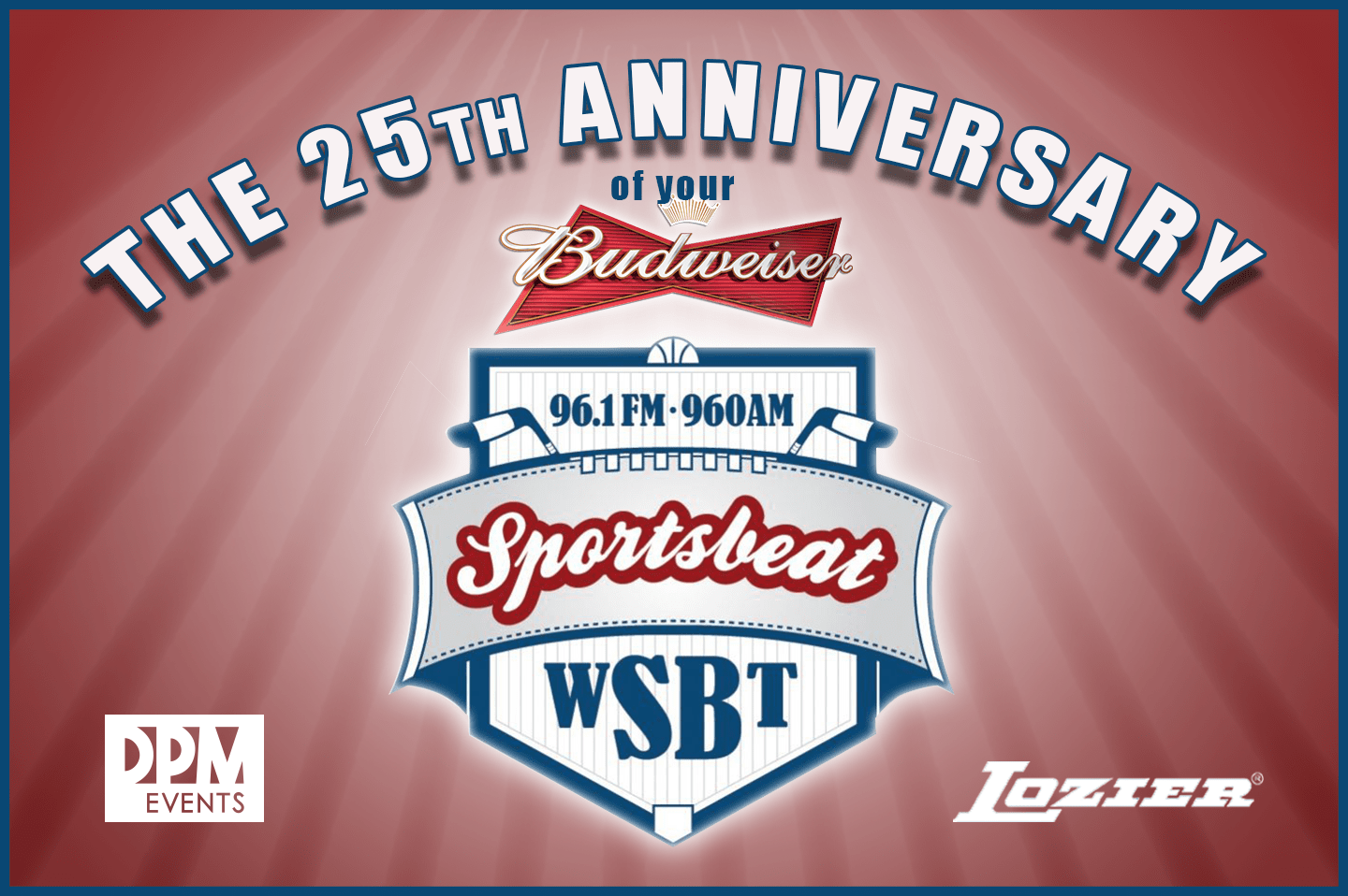 Sportsbeat 25th Anniversary