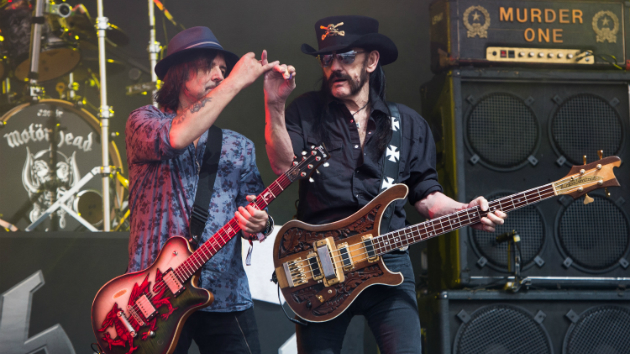 Surviving Motorhead members plan to honor Lemmy Kilmister