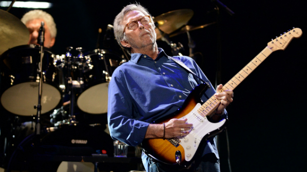 wonderful two nights eric clapton announces two concerts at nyc 39 s madison square garden in. Black Bedroom Furniture Sets. Home Design Ideas