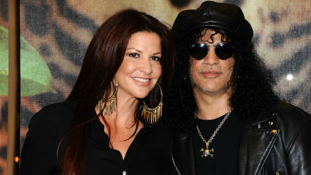 Report: Slash's divorce from estranged wife Perla Ferrar ...