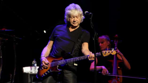 Moody Blues Bassist John Lodge Schedules Short U S Solo Tour Following 2019 Cruise To The Edge 97 7 The River