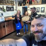 Congrats to Alexa and the team @ HenHouse Brewing Company in Santa Rosa! The Danny Wright Show brought them free lunch from Port of Subs and goodies from Amy's Wicked Slush!