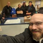Jacob and the team at Leisure Supply in Rohnert Park got hooked up with Papa John's Pizza !