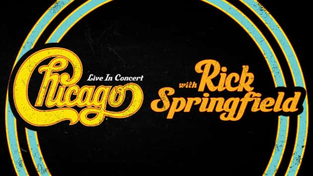 Christmas Concerts Springfield Mo 2020 Chicago lines up 2020 summer tour with Rick Springfield; band