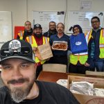 Congrats to the team at La Tortilla Factory in Santa Rosa! They're today's #FreeloaderFriday winner! Lunch from Hooters ,  #AmysWikedSlush 97.7 The River - Classic Rock For The North Bay