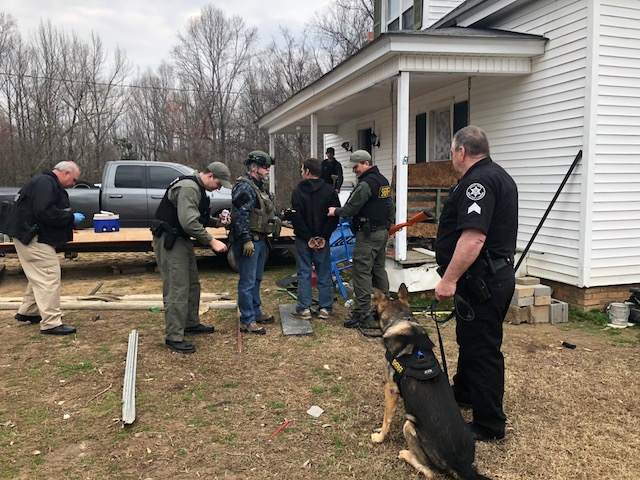 Numerous Arrests In Henry County