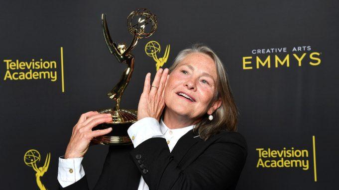 Cherry Jones Wins Second Emmy   WENK-WTPR   KFKQ