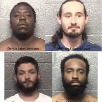 5 arrested in Danville restaurant robbery | WBTM 102 5