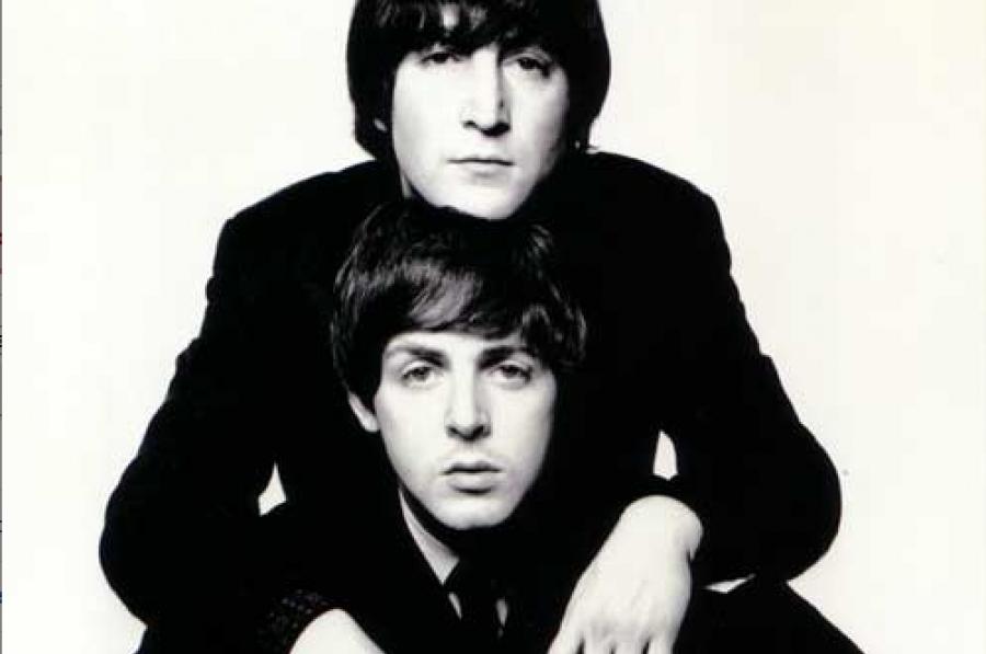Frenemies Paul Mccartney Vs John Lennon 97 1 The Point