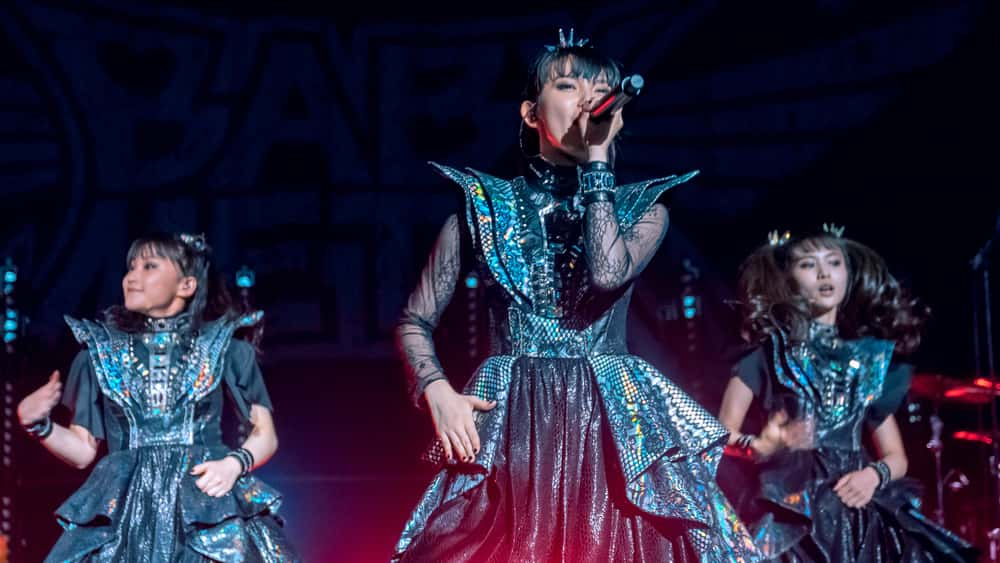 Babymetal Reveal Metal Galaxy Album Track List 97 1