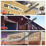 3 Las Vegas Tire Mart Locations