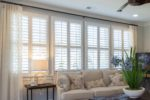 Sunburst\'s Polywood shutters are the perfect window treatment upgrade.