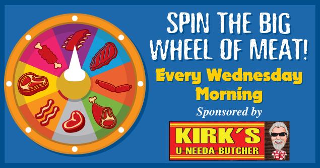 big wheel of meat big 102 1 kybg fm