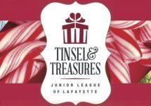 Tinsel and Treasures logo