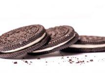 3 oreo cookies