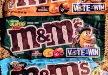 new m & m flavor