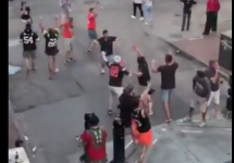 browns hold kicker tryouts on bourbon st.