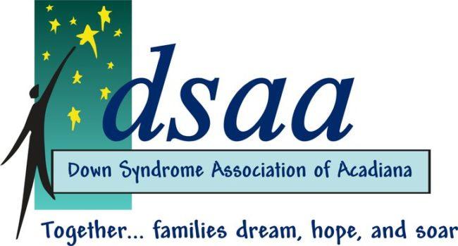 Local Lafayette Down Syndrome logo