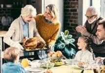 thanksgiving family