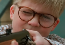 shoot your eye out a christmas story