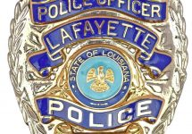 lafayette police department badge