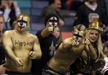 New Orleans Saints Fans Who Dat