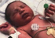 Newborn baby found in Georgia
