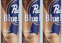 pabst blue ribbon hard coffee