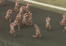 World's Fastest T Rex