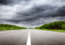 Dark Clouds Road