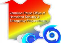 vermilion parish homeland security