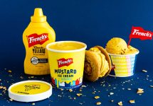 french's mustard ice cream