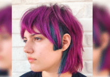 hot hair trend step mullet