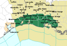 Flood Watch Acadiana