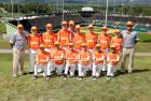 Eastbank Little league Team Photo 2019 LLWS