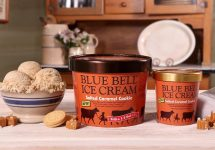 salted caramel blue bell ice cream