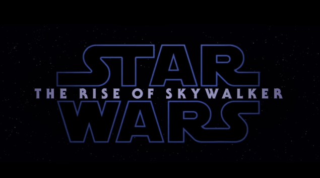 Star Wars The Rise Of Skywalker Logo Png Big 102 1 Kybg Fm