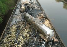 Atchafalaya Basin Bridge Wreck