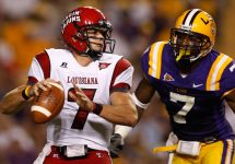 University of Louisiana vs. LSU 2009