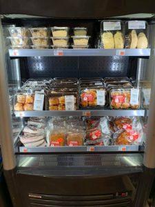 bourques specialty meats fridge