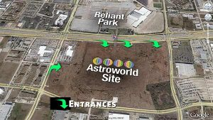 Astroworld Site
