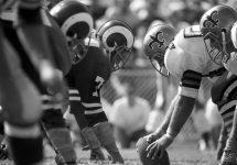 Saints Rams 1967