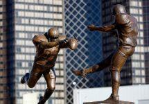 Steve Gleason Statue