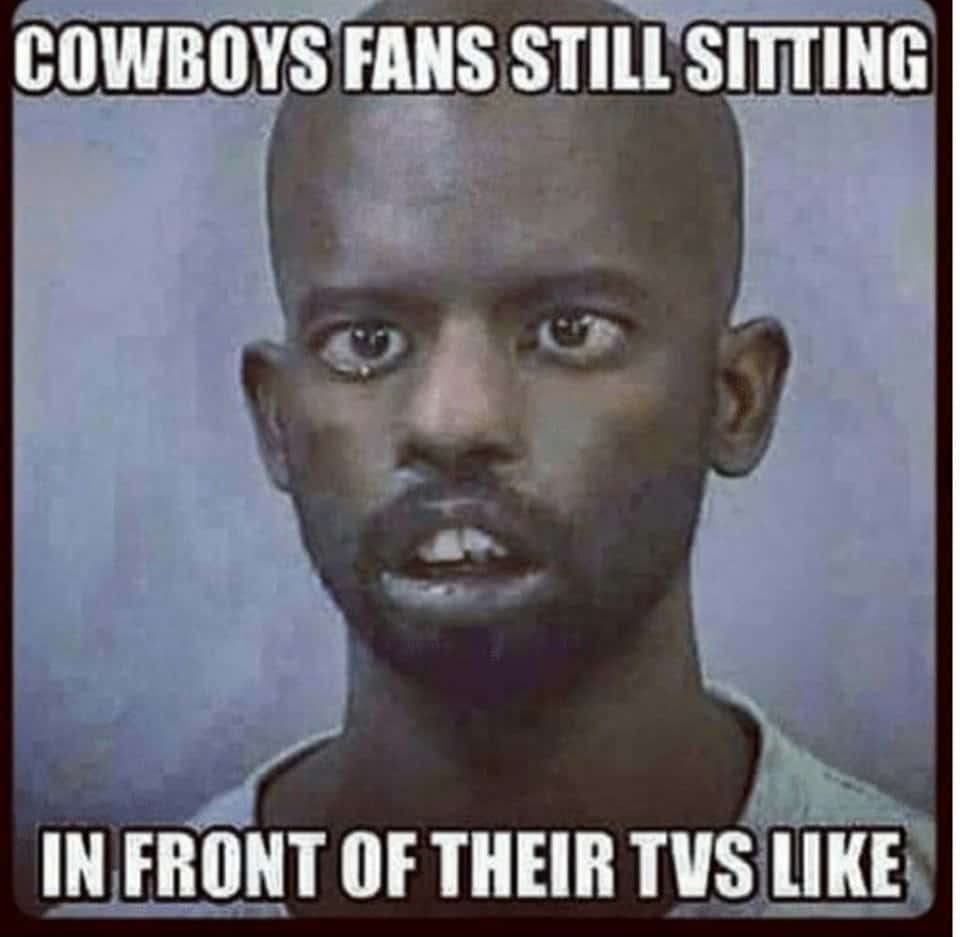 Best Dallas Cowboy Memes After New Orleans Saints Win On Sunday Night Football Big 102 1 Kybg Fm