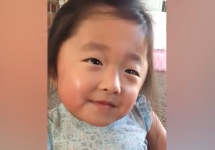 viral video of adopted girl meeting her mother for the first time