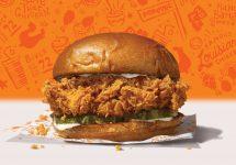 popeyes chicken sandwich returns