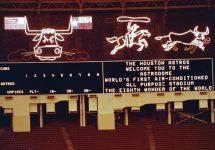 Astrodome Scoreboard