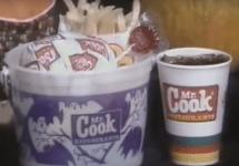 Mr. Cook Halloween Commercial