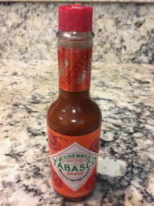 Tabasco Rocoto Pepper Sauce