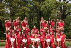 2019 Ragin Cajuns Cheerleaders